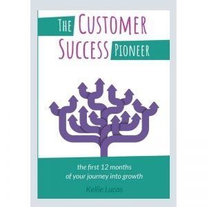 Customer Success Pioneer - Book Image