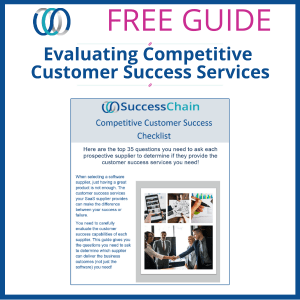 Free Guide - Evaluating Competitive Customer Success Services